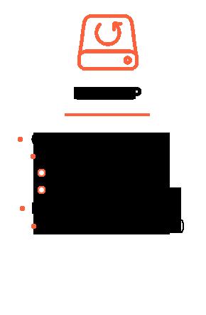 Backup -flashbyte